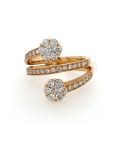 18K Briljant Ring