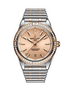 Chronomat automatic 36 (gem set)