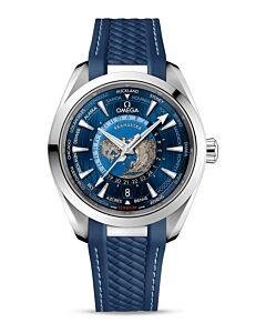 Seamaster Aqua Terra 150m Worldtimer