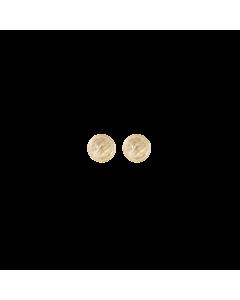 Lotus Oorknoppen Rutielquartz