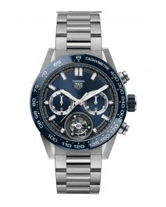 Carrera Automatic Chronograph Tourbillon