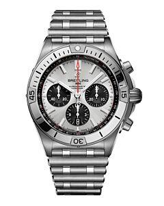 Chronomat B01 42 steel - silver
