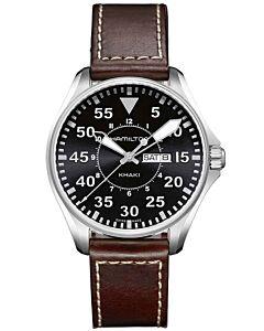 Hamilton Khaki Pilot quartz H64611535