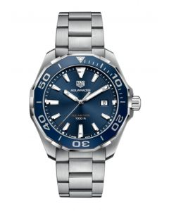 TAG Heuer Aquaracer Quartz 43mm WAY101C.BA0746