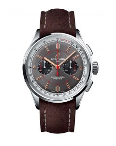 Premier B01 Chronograph 42 Wheels and Waves